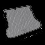 Коврик багажника пластик LADA Vesta 2015- / REZKON / 5039045100