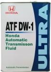 Масло HONDA ATF DW1 / 0826699964 4L