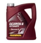 Масло MANNOL ATF Dexron II / 1331 4L