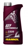 Масло MANNOL ATF Multivehicle / 3055 8220 1L