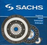 Сцепление Skoda Fabia II / SACHS / комплект