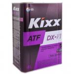 Масло Kixx ATF DX-VI Dexron VI / 4L