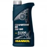 Масло MANNOL Compressor Oil ISO 100 компрессорное / MANNOL / 1918 1L