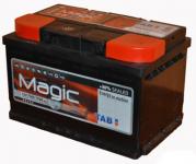 АКБ  75Ah 720A / TAB POLAR / MAGIC полярность обратная