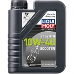 Масло LIQUI MOLY Scooter Motoroil Synth 4T 10W-40 / 7522 1L