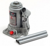 Домкрат гидравлический  2 тонны (161-374 мм) двухштоковый / Сервис Ключ / 75222
