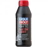 Масло LIQUI MOLY Motorbike Fork Oil Light 5W / 7598 0.5L