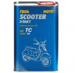 Масло MANNOL 2T Scooter API TC  JASO FB  ISO-L-EGB / 7804 1L