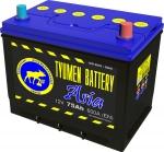АКБ  75Ah 600A / TYUMEN BATTERY / ASIA полярность обратная 6CT-75L