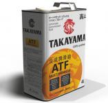 Масло TAKAYAMA ATF Multivehicle / 605049 4L