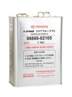 Масло TOYOTA CVT FLUID TC / 08886-02105 / (4л)