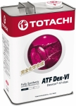 Масло TOTACHI ATF Dexron VI / 4589904521478 4L