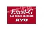 Амортизатор KIA Ceed 2006-2012 / KAYABA / газ-масло  перед левый 339258