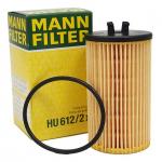 Фильтр масляный / MANN / HU612/2X
