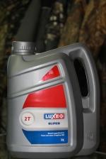 Масло LUXE 2Т Супер / Полусинтетика (3л)