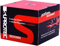 Присадка в ДВС Бензин подарочный набор ACTIVE PLUS / SUPROTEC / 121182 0.09L*4шт