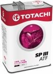 Масло TOTACHI ATF SP III / 4562374691100 4L
