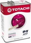 Масло TOTACHI ATF SP IV / 4562374691421 4L
