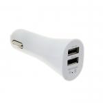 Устройство зарядное в прикуриватель для USB 1А+1А / Триада / USB-720