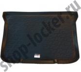 Коврик багажника пластик Lifan Х50 2015- / L.Locker / 0131050100