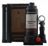 Домкрат гидравлический  3 тонны (158-308 мм) (2 клапана) / БелАвтоКомплект / БAK.00027