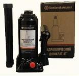 Домкрат гидравлический  4 тонны (170-345 мм 2 клапана) / БелАвтоКомплект / БAK.00028