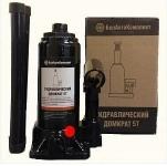 Домкрат гидравлический  5 тонн (195-380 мм 2 клапана) / БелАвтоКомплект / БAK.00029