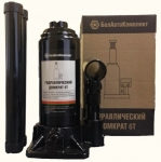 Домкрат гидравлический  6 тонн (180-350 мм) / БелАвтоКомплект / БAK.00043