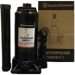 Домкрат гидравлический  8 тонн (200-395 мм) / БелАвтоКомплект / БAK.00044