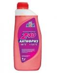 Антифриз AGA Z40 / красный / AGA001Z 1KG