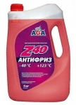 Антифриз AGA Z40 / красный / AGA002Z 5KG