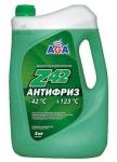 Антифриз AGA Z42 / зеленый / AGA049Z 5KG