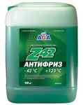 Антифриз AGA Z42 / зеленый / AGA050Z 10KG