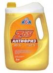 Антифриз AGA Z65 / желтый / AGA043Z 5KG