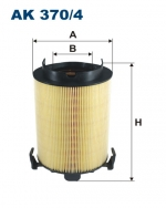 Фильтр воздушный / FILTRON / AK370/4