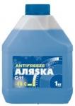 Антифриз АЛЯСКА G11 / синий / 1KG