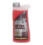 Антифриз MANNOL Longlife G12+ / красный / 2038 1KG
