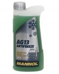 Антифриз MANNOL Hightec AG13 зеленый / 2040 1KG
