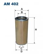 Фильтр воздушный / FILTRON / AM402