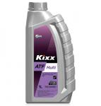 Масло Kixx ATF Multi Plus / 4L