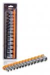 Набор головок ( 13 предметов) 6-19мм / AIRLINE / AT-13-27