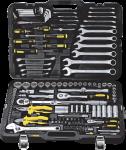 Набор инструментов универсальный (141 предмет) / BERGER / BG-141-1214