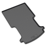 Коврик багажника пластик Lada Largus PicUp пикап / REZKON / 5039020500