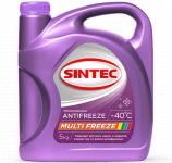 Антифриз SINTEC MULTIFREEZE / 800534 5KG