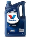 Масло Valvoline  All Climate Diesel C3 5W-40 C3 SN/CF / 872277 5L