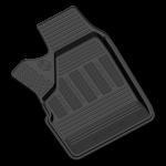 Коврики в салон резинове LADA 21213 21214 Urban 2016- / REZKON / 1039035400 (комплект 4шт)