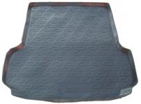 Коврик багажника пластик Mitsubishi Pajero Sport 2008- / L.Locker / 0108040300