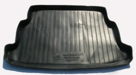 Коврик багажника полиуретан Toyota Corolla универсал 2002-2007 / L.Locker / 0109020301