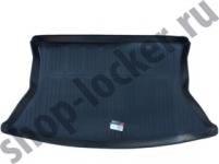 Коврик багажника полиуретан Datsun Mi-Do хэтчбек 5-дверный 2014- / L.Locker / 0143010101
