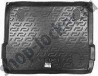 Коврик багажника полиуретан LADA X-Ray I 2015- верхний / L.Locker / 0180110101